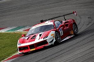 Ferrari Rennbericht Ferrari-Weltfinale: Fabio Leimer sichert sich den Sieg