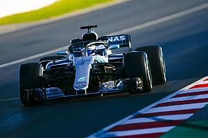 Formula 1 Breaking news Bottas akui Mercedes sengaja belum maksimal di testing