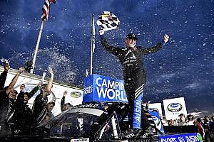 NASCAR Truck Interview Brett Moffitt: