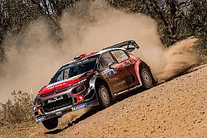WRC Actualités Citroën veut Loeb sur davantage de rallyes