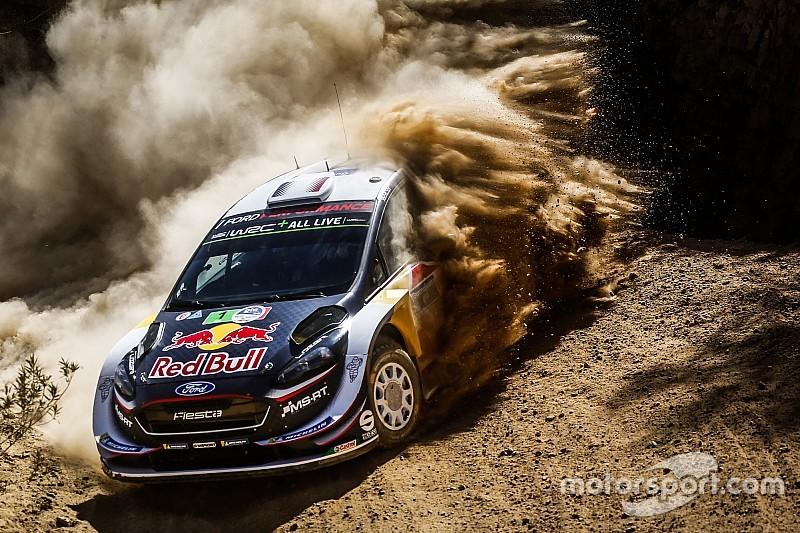 WRC Mexico: Ogier grijpt de macht op tweede dag