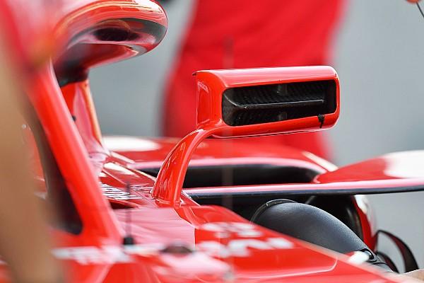 Formule 1 Actualités La FIA autorise les rétroviseurs sur le Halo