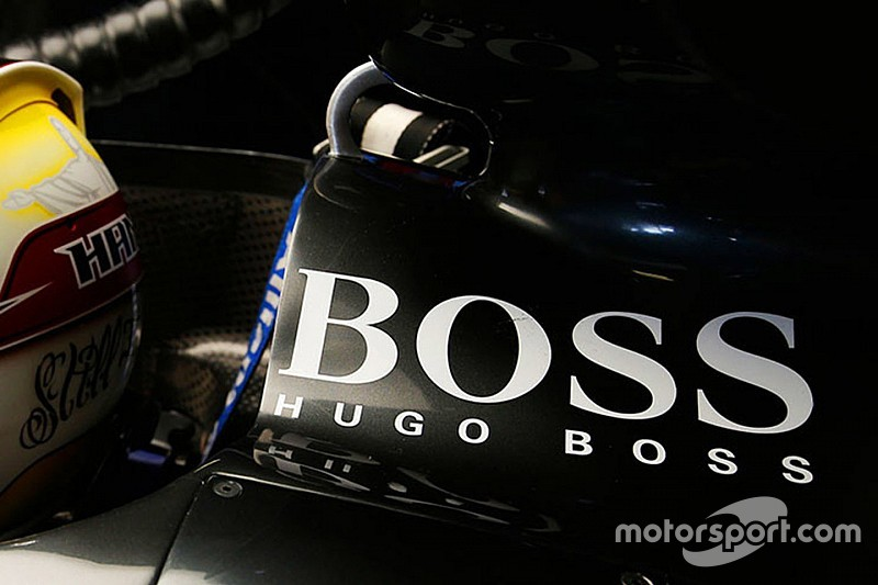 Hugo Boss Ends F1 Sponsorship In Favour Of Formula E