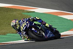 Rossi és Vinales esélytelen volt Valenciában: nagy remények 2018 előtt