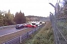 Відео: черговий завал приватних авто на Нюрбургринзі
