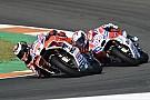 MotoGP В Ducati признали свою ошибку в оценке ситуации с Лоренсо и Довициозо