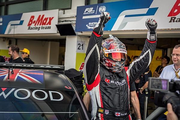 WTCC Reporte de la carrera El Rey de Macao, Rob Huff vuelve a ganar