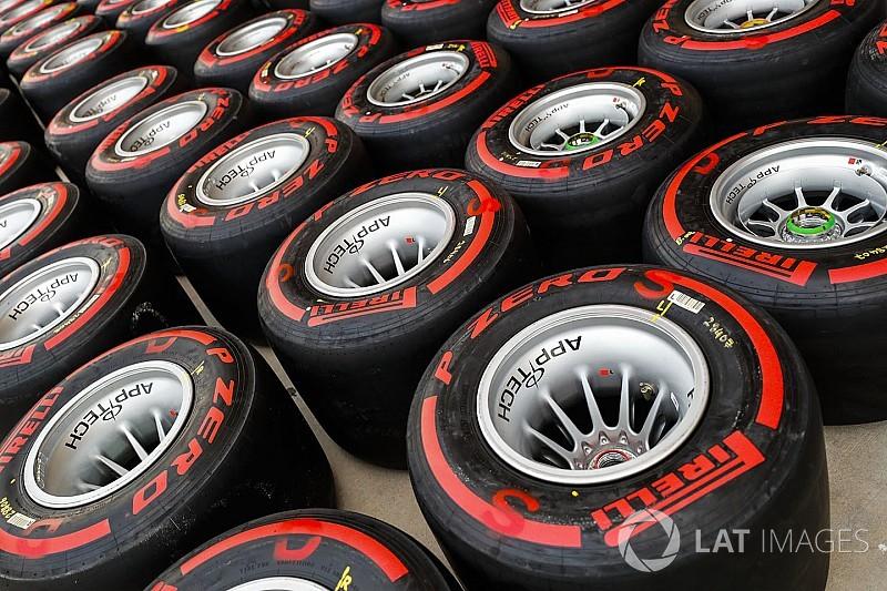 La FIA approva l'uso di gomme Pirelli lievemente diverse per 3 GP