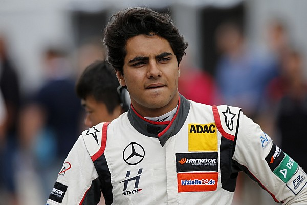 EK Formule 3 EK F3 Hungaroring: Ahmed zegeviert ook in race 3