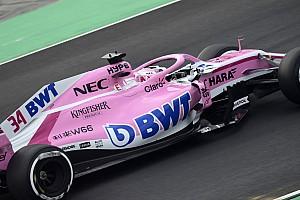 Formel 1 News Force India: Seitenkasten bei Ferrari abschauen keine Option