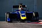 GP3 Kari domine au volant de l'ancienne DAMS