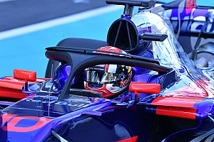 Formula 1 Top List Gallery: Key tech shots from Abu Dhabi F1 test