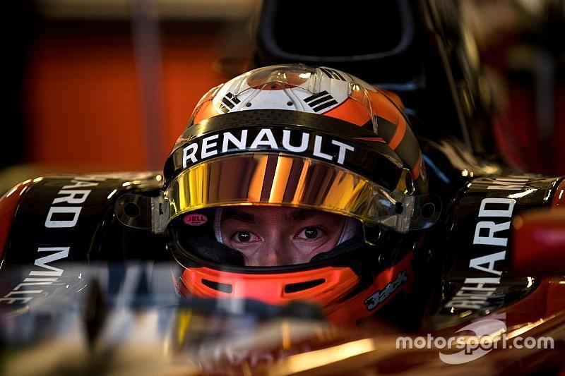 Ейткен заслужив на підтримку попри програш у GP3 - Renault