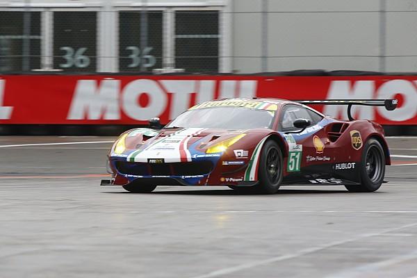 Motor Show: la Ferrari celebra il titolo WEC con le 488 alla Motul Arena