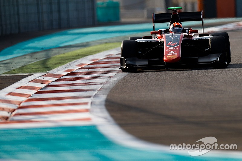 Force India tester Mazepin makes ART GP3 move