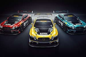 PWC Breaking news K-PAX Racing switches to Bentley GTs for 2018