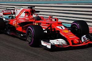 Formel 1 Testbericht F1-Test in Abu Dhabi: Ferrari-Bestzeit und Kubica im Williams
