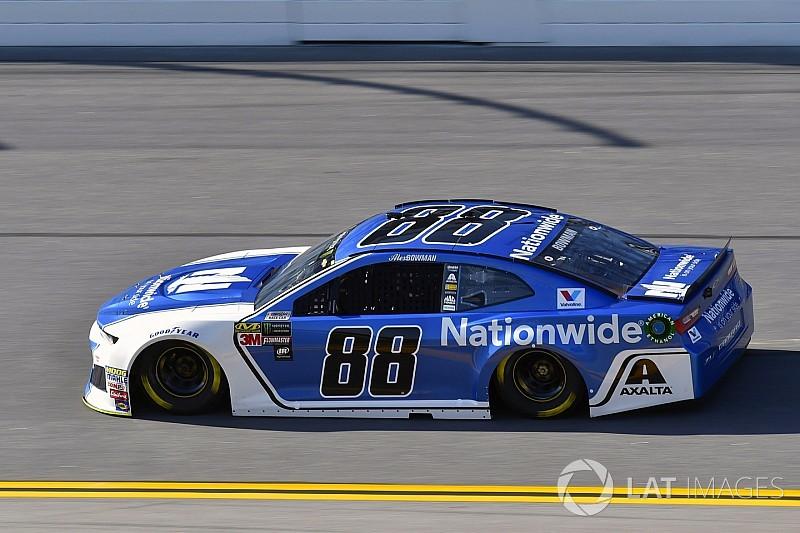Daytona 500: Alex Bowman erobert die Pole-Position