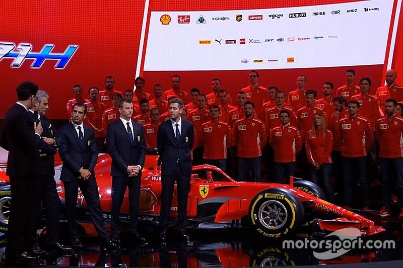"""Raikkonen heeft hoge verwachtingen: """"Een mooie auto is vaak ook snel"""""""