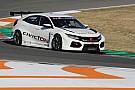 TCR Europe: Cencetti e Piro compagni di squadra al volante di Hyundai e Honda