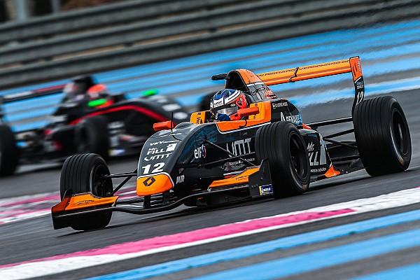 Formule Renault Nieuws Teleurstellende seizoensstart voor Verschoor: