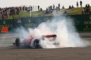 Formula 1 I più cliccati Fotogallery: il discusso contatto tra Vettel e Verstappen in Cina