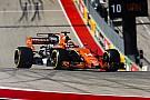 Формула 1 Поломка Honda в США дала Алонсо шанс на новый мотор в Мексике