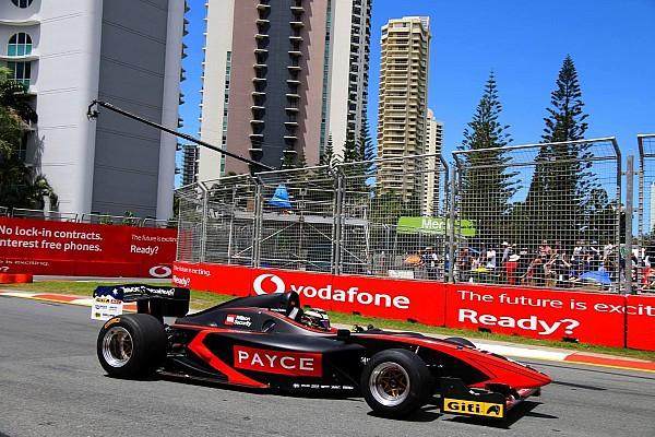 Formula 5000 cars set for debut New Zealand demo