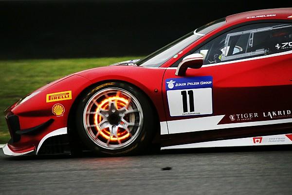 Ferrari Crónica de Carrera Nueva victoria de Nicklas Nielsen en la Ferrari Challenge Europa en Mugello