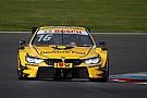 DTM BMW promoveert Eng en Eriksson naar DTM