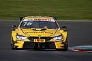 DTM Sorpresas entre los pilotos de BMW para el DTM 2018