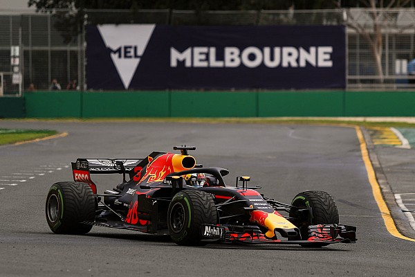 Formule 1 Reacties Ricciardo hoopt profijt te hebben van start op supersofts