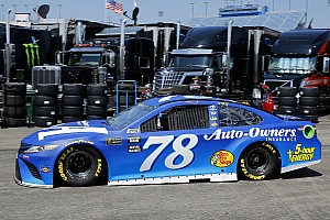 NASCAR Cup Top List NASCAR Cup Kentucky starting lineup in pictures