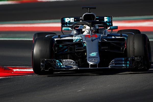 """F1 突发新闻 梅赛德斯目标开发2018引擎最有动力的""""派对模式"""""""