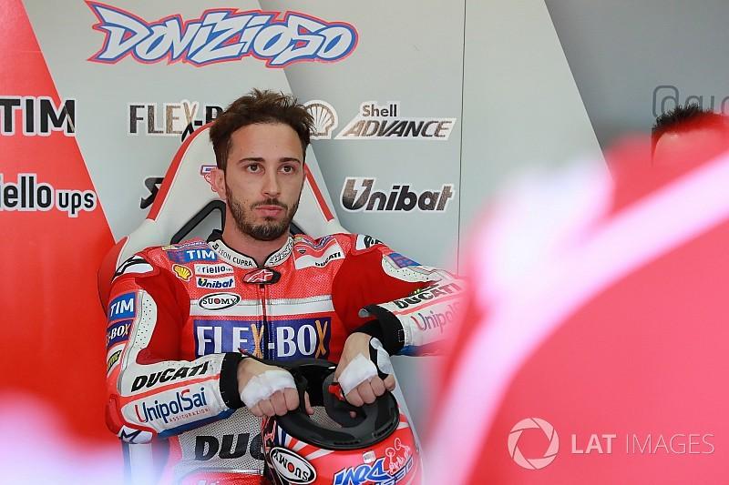 """Ducati braced for """"difficult negotiation"""" to retain Dovizioso"""