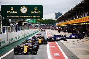 Формула 1 Результаты Гран При Бразилии: предварительная стартовая решетка