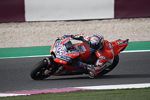 Dovizioso confirma que es el más rápido y Rins saca la cabeza