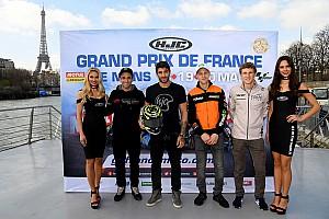 MotoGP Preview Le GP de France MotoGP se prépare après une année 2017 record