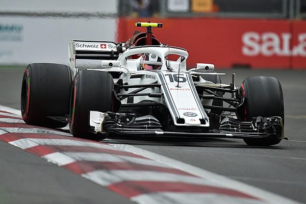 Forma-1 Leclerc és Ericsson szerint a Sauber sok üzemanyaggal már kifejezetten jó
