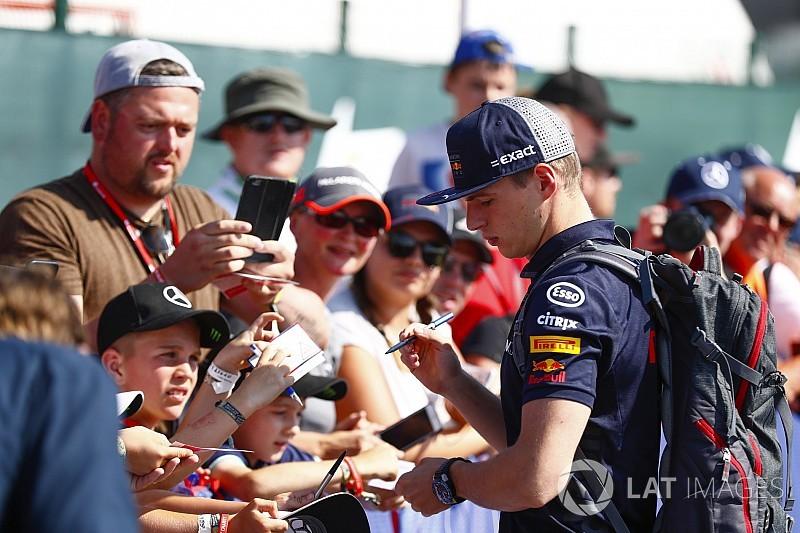 El acceso a los pilotos de la F1 ha ido