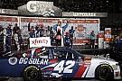 NASCAR XFINITY Kyle Larson takes wild Daytona Xfinity win as Haley gets disqualified