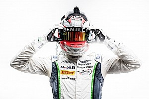 Abril joins top Mercedes GT squad from Bentley