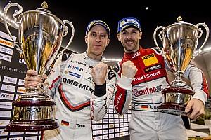 General Race report Race Of Champions: Duet rookie Jerman menangi gelar