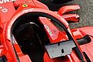 FIA explica por que baniu aletas no halo da Ferrari