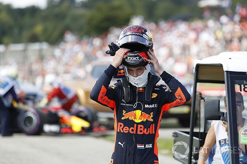 Verstappen critica motor