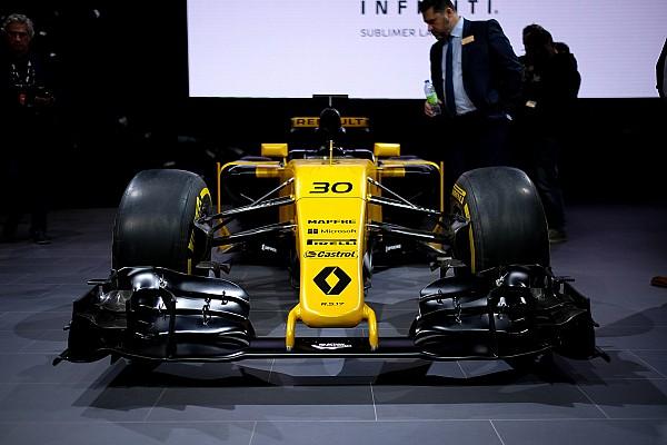 Formula 1 Son dakika Renault F1 aracı Auto Expo'da sergilenecek
