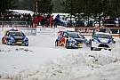 IndyCar RallyX on Ice: IndyCar-Stars wagen sich aufs Eis