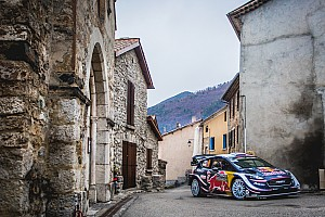 WRC Leg report Monte Carlo WRC: Ogier closes in on victory
