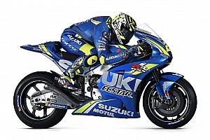 MotoGP Diaporama Photos - La Suzuki MotoGP 2018 sous tous les angles