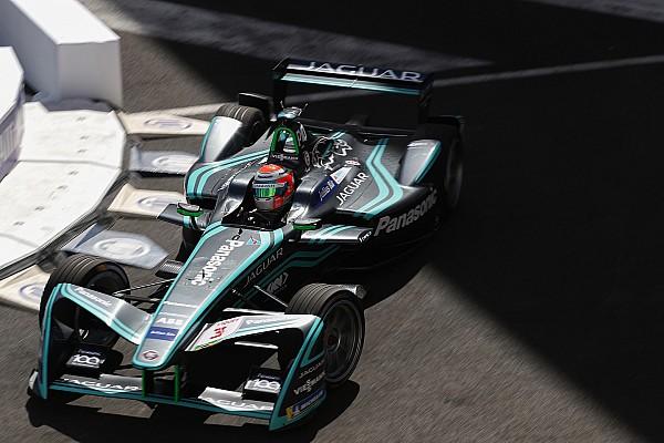 Roma ePrix: İlk antrenmanda Piquet lider